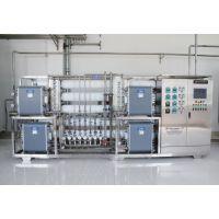 新能源、新材料用水,超纯水设备,双级反渗透+EDI,电离子交换设备,纯水设备