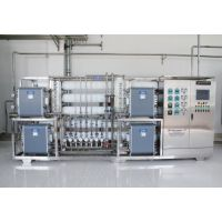 EDI超纯水设备,高纯水设备,双级RO+EDI设备,工业超纯水设备,水处理设备厂家直销