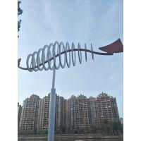 鱼骨灯柱摆件 景区雕塑 雕塑制作厂家选择广东原著