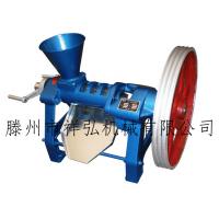 祥弘专业生产冷热两用多功能螺旋榨油机 小型智能榨油机专业技术质量优越