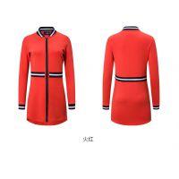 ANNMAH高圆圆同款女外套2017冬季新款针织长袖上衣简约外套女