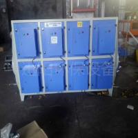 等离子废气处理设备 低温电解 除臭废气净化器 工业 除烟除味净化器供应