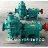 石家庄耐磨耐腐蚀渣浆泵ZJ系列渣浆泵65ZJ-I-A27