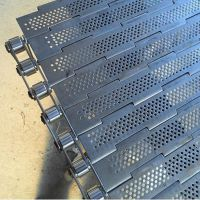 304不锈钢烘干输送链板优质生产厂家宁津正捷烘干输送链板