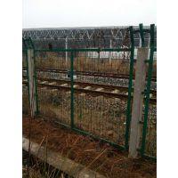 汉阳铁路护栏网专业生产厂家 铁路护栏量大包安装 供应优质铁路护栏网