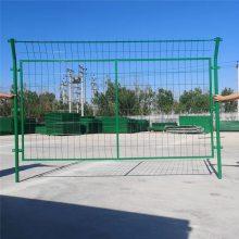 围墙栅栏 围墙防护网 防护栏杆多少钱