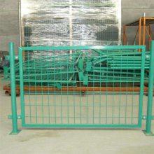 卷圈护栏网 养猪护栏网 防盗围墙网批发