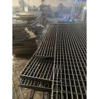 安平钢格板厂价供 Q235热镀锌钢格板 钢格栅