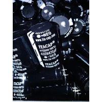 500V180UF电容-牛角电解电容-高压储能电容-铝电解电容-ITA日田电容器