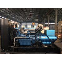 潍柴500千瓦机组6M66D605E200配ABB纯铜无刷电机500千瓦