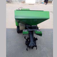 果园大棚专用旋耕开沟施肥机 金佳履带式小型拖拉机价格