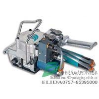 依利达气动塑钢带包装工具/佛山气动塑带打包机/清远手提式气动打包机