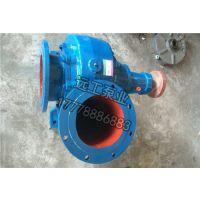 100HW-5蜗壳式混流泵 排污造纸用泵 抗旱排涝用泵 工业城市排水泵