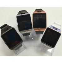 新款DZ09智能手表运动计步电话手表外贸爆款手机手表厂家一件代发
