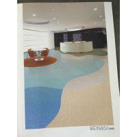 贝迪斯商用弹性卷材地板舞蹈室幼教室工厂专用弹性地板