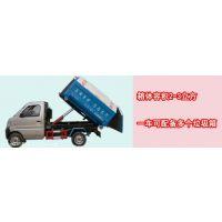 东风5方自卸式垃圾车多少钱一辆