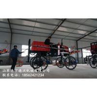 高喷杆柴油打药机自走式喷药机 四轮喷雾器厂家直供