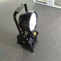 LED防爆强光工作灯BW3210大功率移动照明灯 带升降直杆