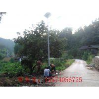 湖南江永宁远农村道路照明路灯厂家 浩峰7米30W路灯什么价