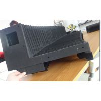 耐磨韧性好风琴防护罩 整体伸缩风琴防护罩 磨床防油防水风琴防护罩