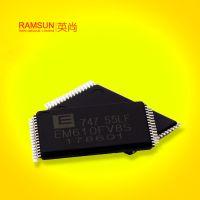 jsc总代理 芯片存储器 半导体存储器 EM610FV8T