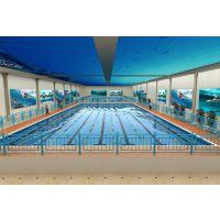 成人室内外泳池 可移动式拆装游泳池 钢架泳池 性价比高的泳池 YC-8