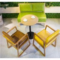 倍斯特美式乡村小清新系列实木桌椅主题中餐厅休闲奶茶甜品店厂家定制
