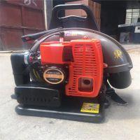 佳福轻便款汽油吹雪机 消防除尘机 道路施工用背负式汽油吹雪机