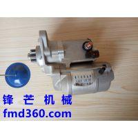 广州锋芒勾机配件久保田V2203启动马达国产高质量进口挖掘机配件
