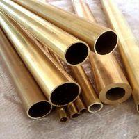 专业提供黄铜管标准供应优质H62青铜管挤压