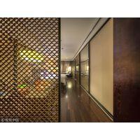 仿古中式豪宅用铝合金窗花建材产品