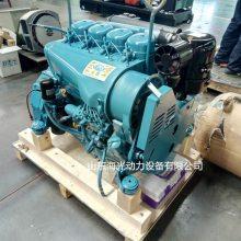 50千瓦北内风冷发动机 四缸直列 F4L913 价格参数2300转 2500转
