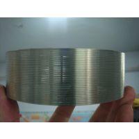 河北迈特不锈钢高效条缝筛网 0.5mm微孔 选煤网篮筛篮 石油筛管 化工筛板筛筒