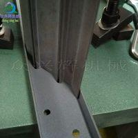 厂家供应液压不锈钢防盗网冲孔机 铝合金百叶窗冲孔机 金属下料机