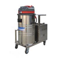 供应1000W无线超威电瓶式建瓯市伊博特工业吸尘器IV-1080桶式工厂车间吸粉尘用