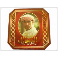 阿拉伯高档丝光棉头巾Arabian mercerized cotton scarf 礼盒包装精美头巾