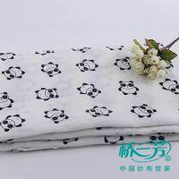 供应婴儿口水巾纱布加工定制