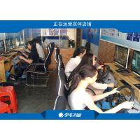 现在在小县城做什么生意好 学车之星模拟学车机利润高