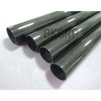 博卡供应全碳纤卷管/3K管/碳卷管/全碳纤维管