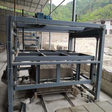 全自动水泥发泡切割机 搅拌机 水泥基匀质板切割锯设备生产厂家