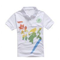 广州广告T恤衫定做T恤衫生产厂家文化T恤衫生产厂家-戈恩服装
