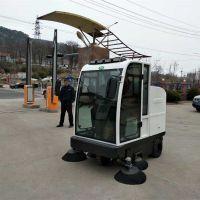 青岛全自动电动驾驶式清扫车价格 合美厂家价格直销