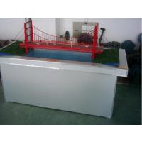 预应力混凝土组合箱型拱桥模型