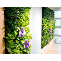 宏祥厂家直销绿化垂直壁挂袋立体种植袋