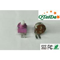 祺泰达R149NS开关电位器塑胶紫色碳膜电阻器调速器