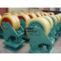 优质滚轮罐耳 滚轮罐耳滚轮导向装置 缓冲式滚轮罐耳 荆州德州