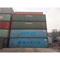 京津冀销售各种二手集装箱 海运集装箱 冷藏箱 飞翼箱改造等