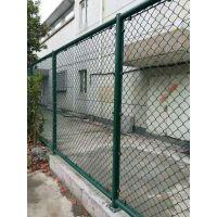球场护栏网 墨绿色篮球场围网 体育场护栏网现货 厂家直销