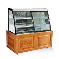 KSDG-1800L蛋糕柜冷藏展示柜1.5/1.8m商用小型风冷慕斯保鲜柜寿司熟食柜