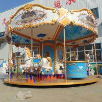 龙之盈游乐 LZY_HHZM_12012座转马新款公园儿童游乐设备厂家直销欢迎问价